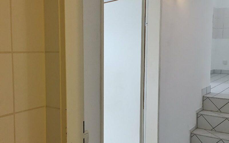 Treppenabgang /Schlafzimmertür