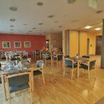 Cafeteria im Haus