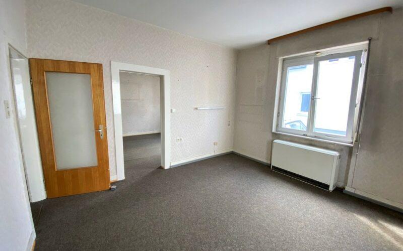 Wohnzimmer Blick zum Esszimmer